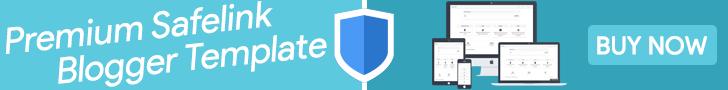 Premium Safelink Blogger Template - Buat Blog Safelink Converter Sendiri Dengan Mudah!