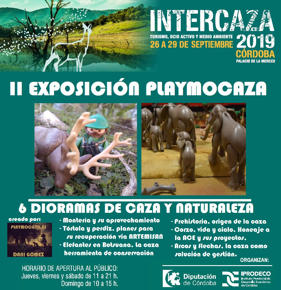 INTERCAZA 2019