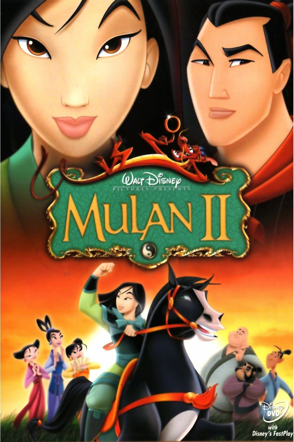 Mulan II Full Movie In Hindi Watch Online