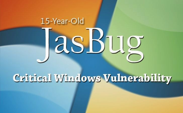 15-Year-Old JasBug Vulnerability Affects All Versions of Microsoft Windows