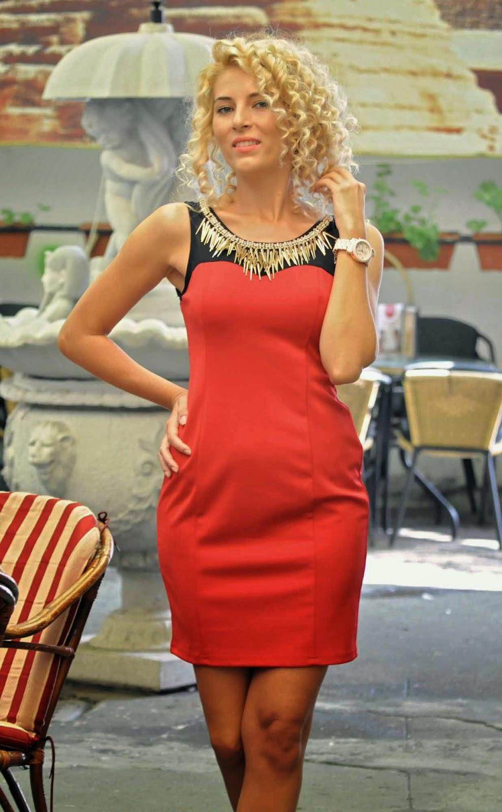 rochii din noua colectie La Femme 1