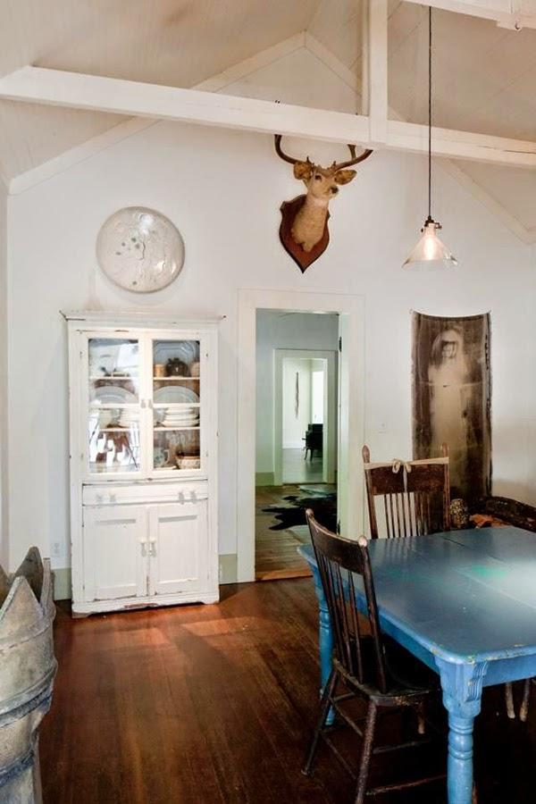 Rustic Interior Decor