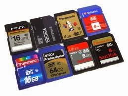 Cara Memperbaiki Memory Card tidak Bisa di Format atau File tidak Terdeteksi