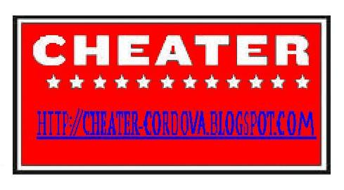 -Cheater'z Cordova