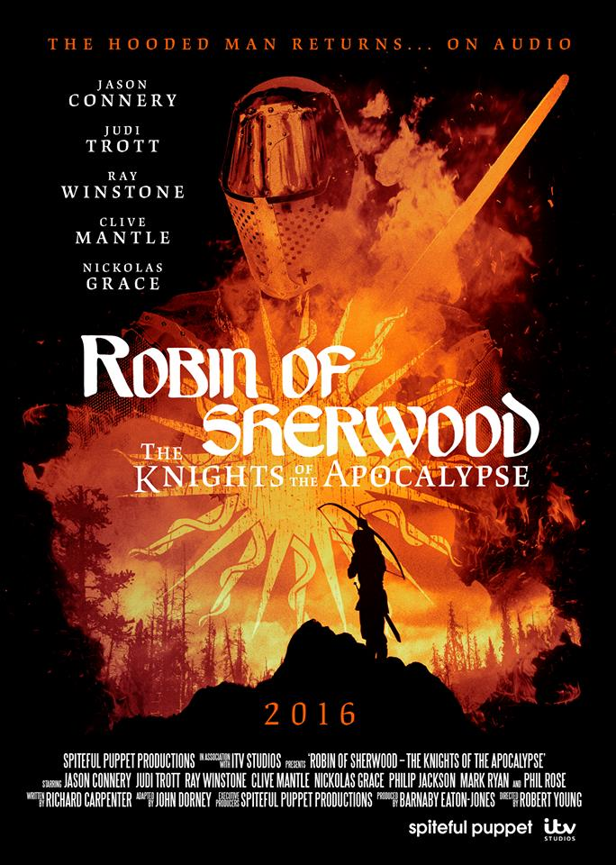 Jonathan Green, Author: Robin of Sherwood: The Knights of