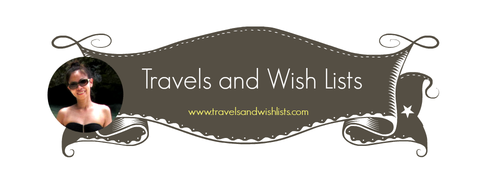 Travels and Wish Lists