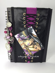 Steampunk Handcrafted JOURNAL
