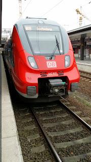 Regionalverkehr: Ausfälle und Umleitungen auf der RB 20 vom 20. bis 23. Mai 2014