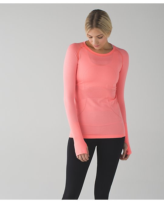 lululemon flare-swiftly-ls