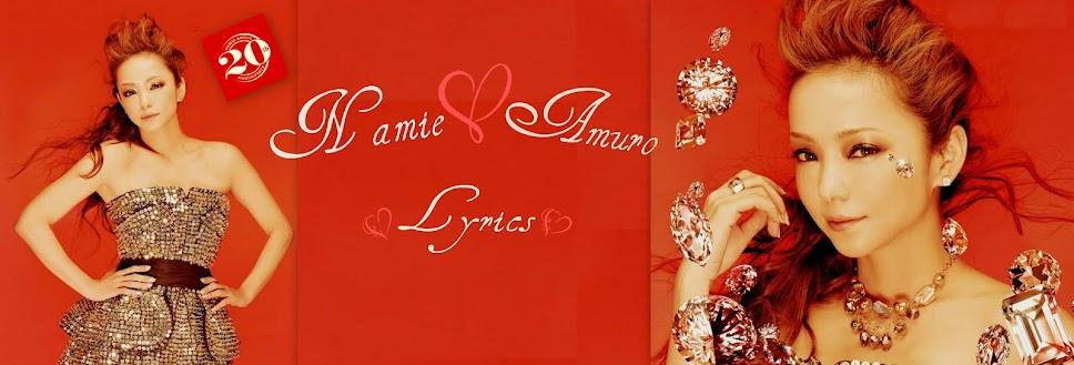 Namie Amuro's Lyrics