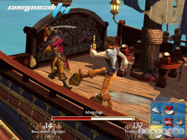 Sid Meier's Pirates Juego para PC en Español Descargar