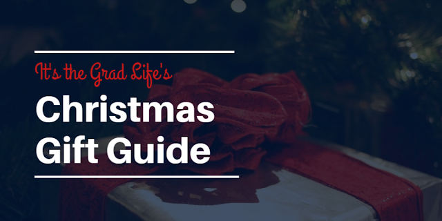 It's the Grad Life Christmas gift guide
