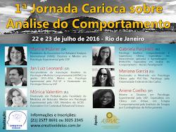 1a. Jornada Carioca sobre Análise do Comportamento