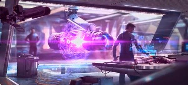 """Laboratorio de """"Los Vengadores: La Era de Ultron"""""""
