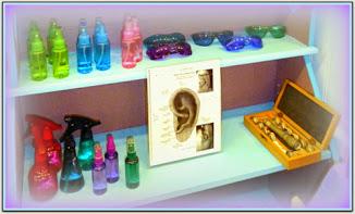 Color Aromatherapy Sprays