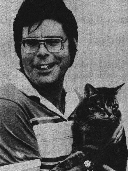 Stephen King en 1985