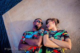 Road To Honeymoon Featuring Cool FM DJ TTB & Model Gwen Nebedum - Photos