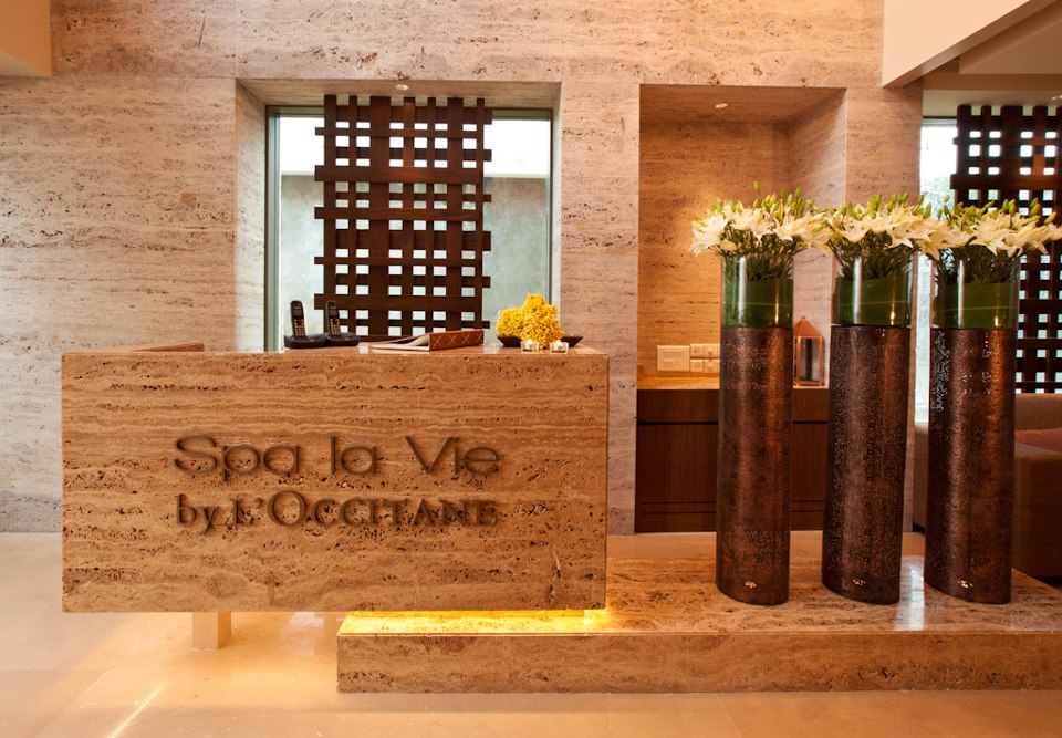 SPA LA VIE - L'OCCITANE | REVIEW Mumbai