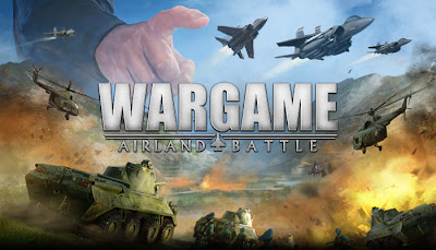 WarGame: AirLand Battle Showcases Its German Combat Units