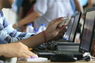 CNE dispondrá de 706 maquinas para jornadas especial de actualización