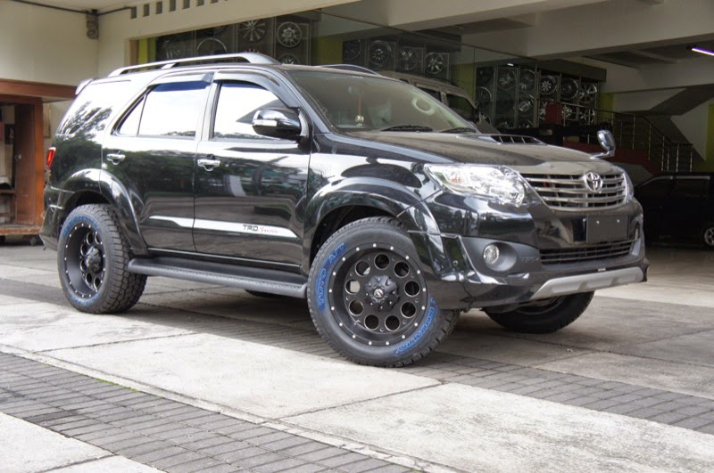 modifikasi toyota fortuner