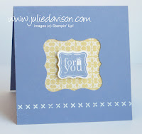 http://juliedavison.blogspot.com/2013/02/video-faux-stitching-with-embossing.html