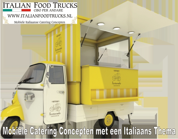 Mobiele Catering Concepten