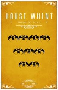 emblema casa Whent - Juego de Tronos en los siete reinos