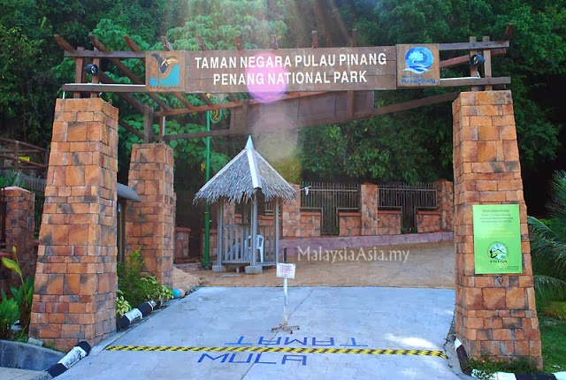 National Park in Penang
