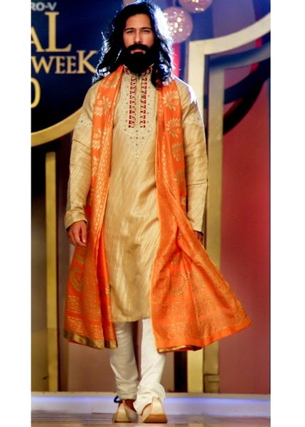 Mehndi Dress Fashion for Gents