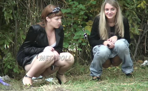 PissHunters 5300-5399 (Outdoor Peeing Voyeur, Toilet Hidden Cams)