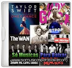 musicas+para+baixar CD iTunes Singles Pack (October, Vol.3) (2013)