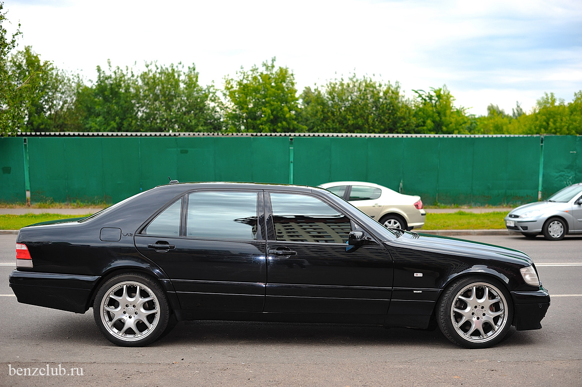 Mercedes-Benz W140 BRABUS 7.3 S | BENZTUNING | Performance and Style