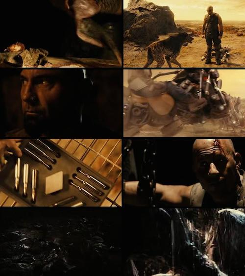 Riddick Bluray Dual Audio 480p 350mb