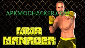 Game MMA Manager Mod Apk Unlimited Terbaru