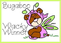 Bugaboo Stamps Winner