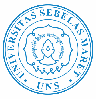 universitas sebelas maret logo vector coreldraw cdr download new/baru