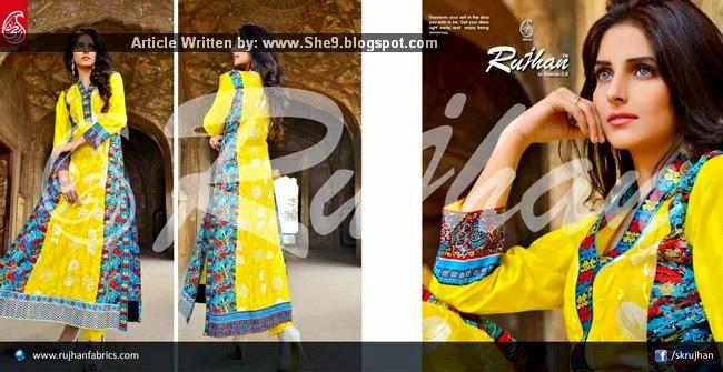 Rujhan Fabrics