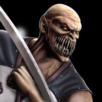 The Top 50 Animated Characters Ever: 26. Baraka