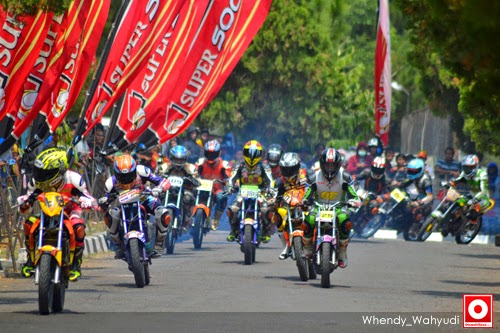M2R Cup Open Road Race 2014