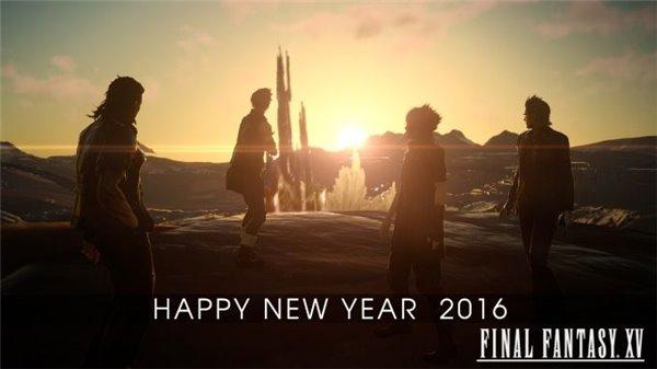 最終幻想15 2016