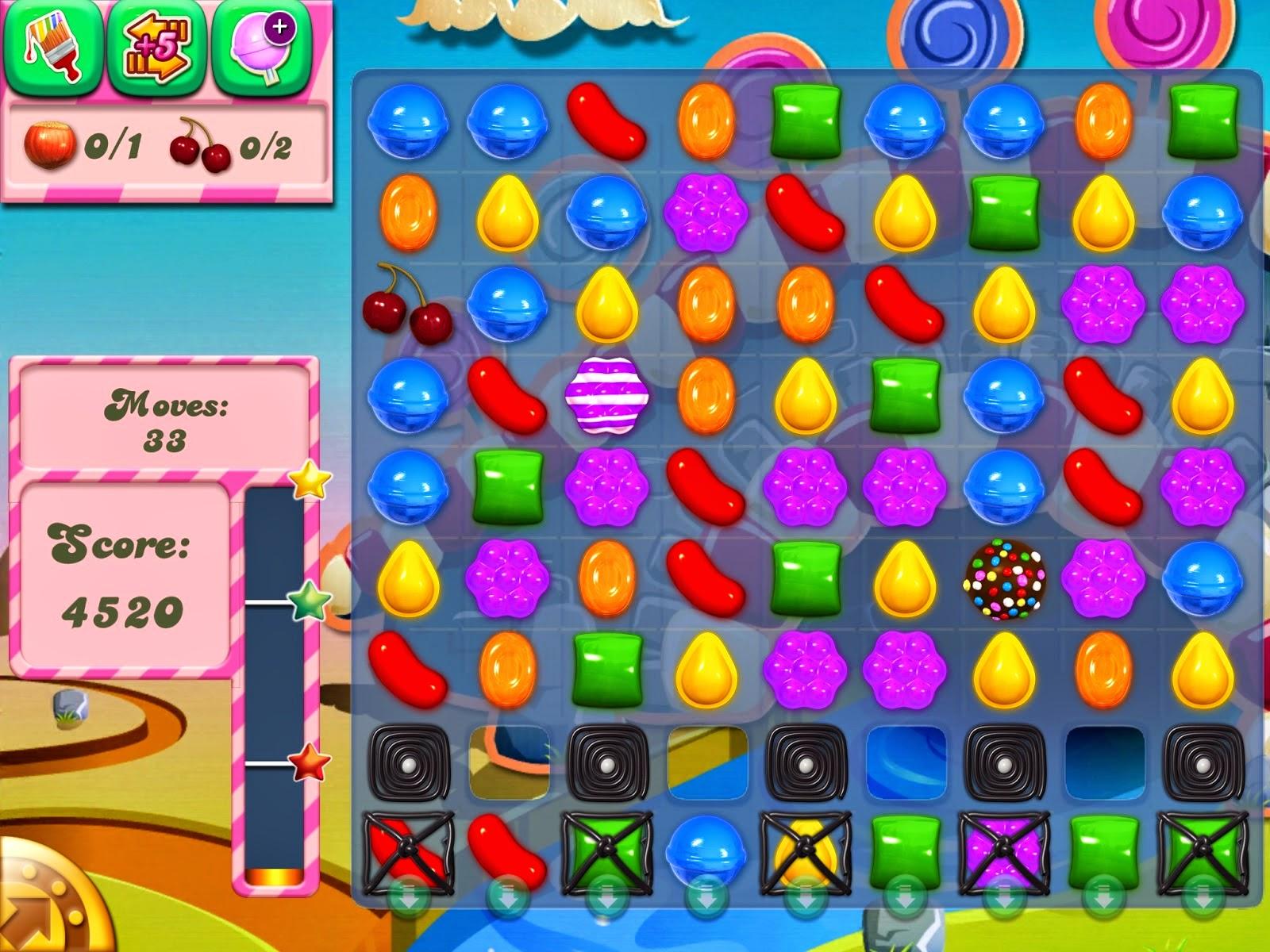 Candy Crush Saga, uno de los juegos más adictivos