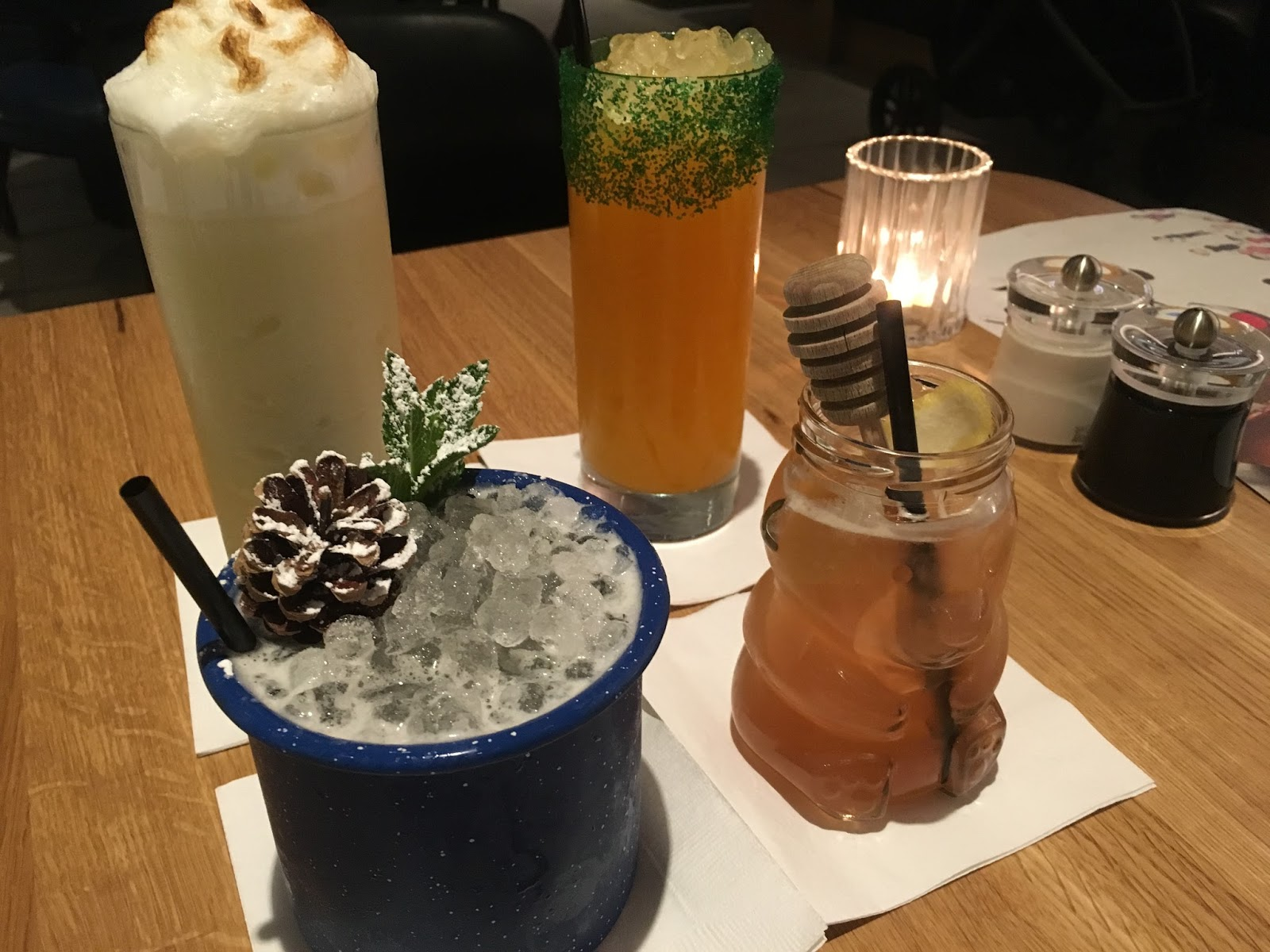 Earls Kitchen + Bar | The Ghost Guest