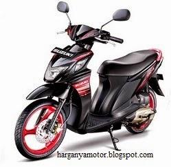 Harga Suzuki Nex, Harga Motor Nex, Murah, Bekas, 2013, 2014, 2015