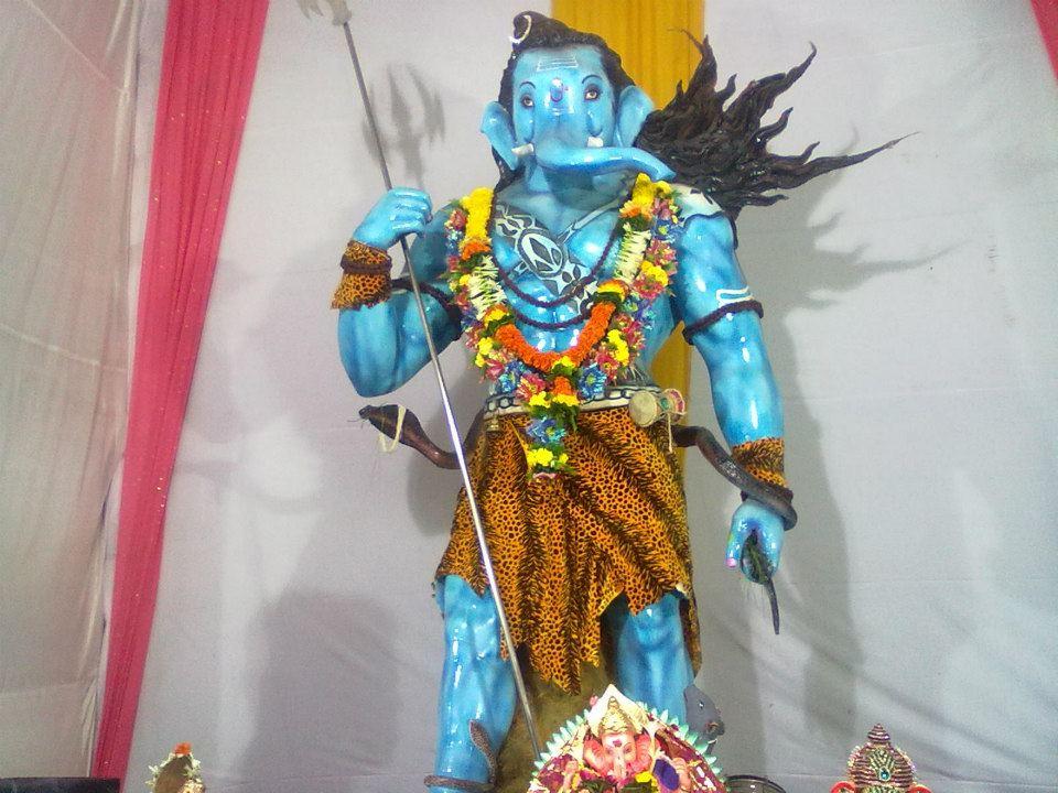 Ganesha Chaturthi Ganesh Chaturthi 2012 Photos Wallpaper