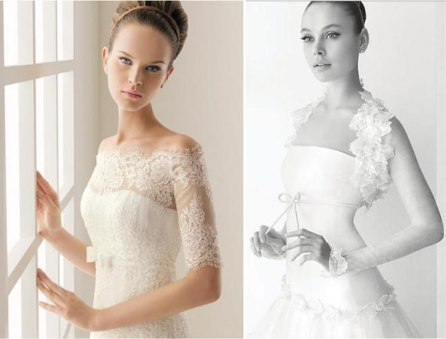 Wedding Dress Bolero : Top it up pretty boleros part belle the magazine