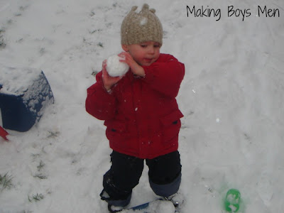 snow play ideas