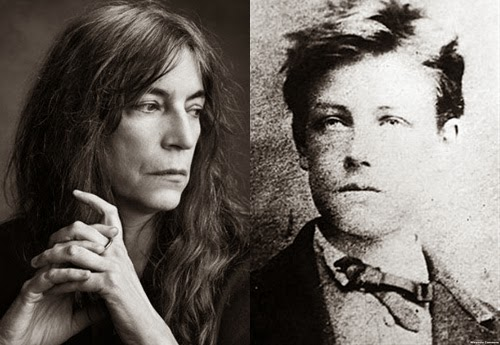Patti Smith & Rimbaud