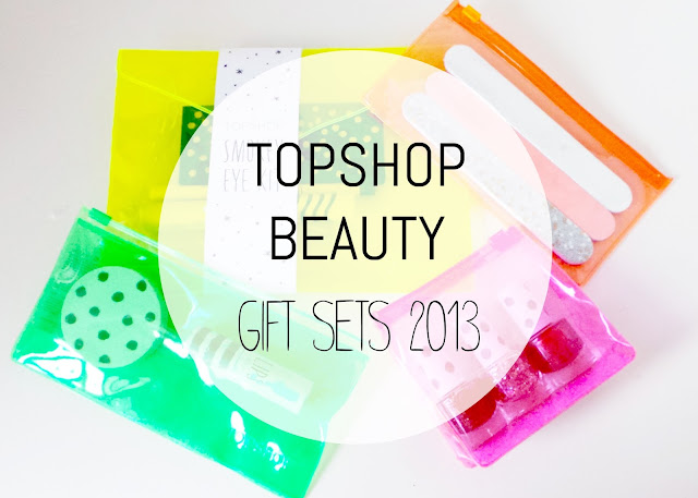 Picture of TOPSHOP Beauty Christmas Gift Sets 2013