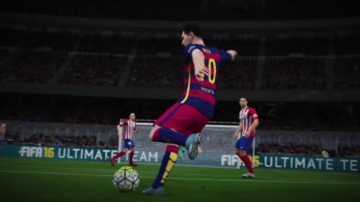 FIFA 16 (Game) - Trailer (Gamescom 2015) - Screenshot